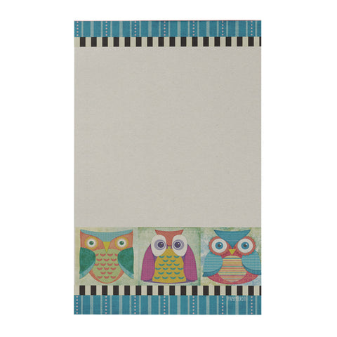 Owls Notepad