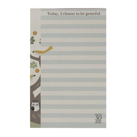 Today I Choose to Be Grateful Notepad