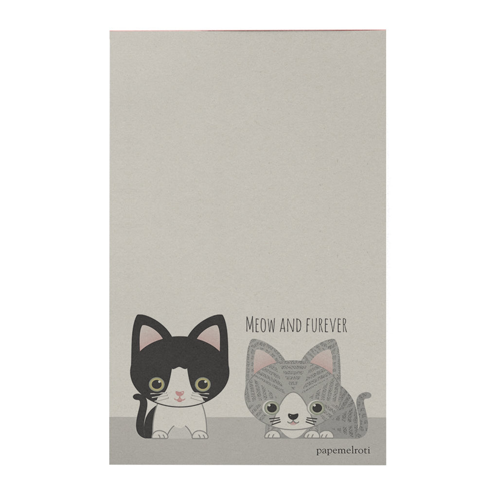 Meow and Furever Notepad