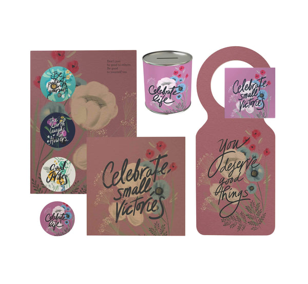 Celebrate Small Victories Gift Set