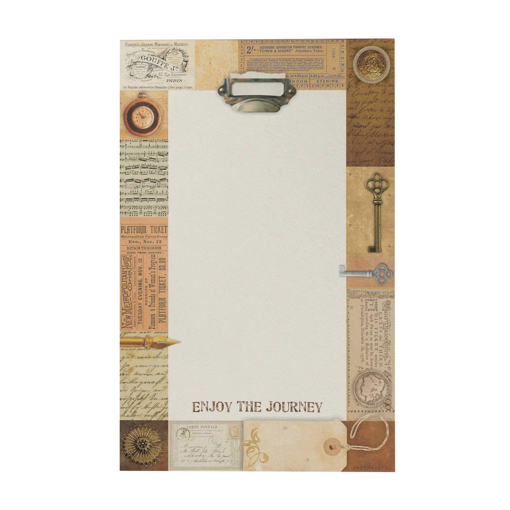 Enjoy the Journey Writing Pad