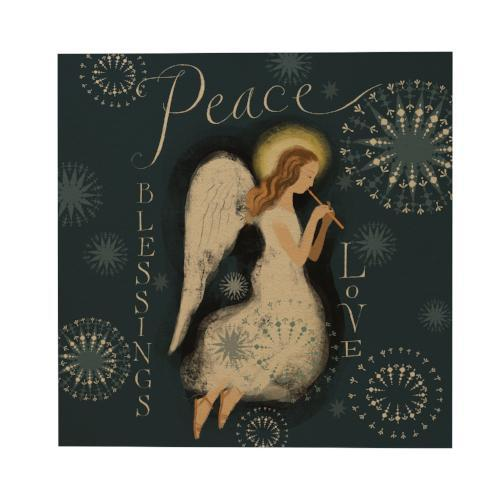 Blessings Square Greeting Card