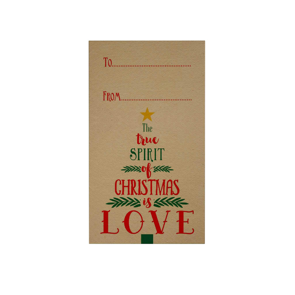 Christmas Is Love Gift Cards