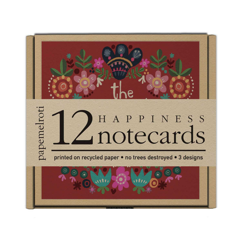 Affirmation Notecards: Happiness