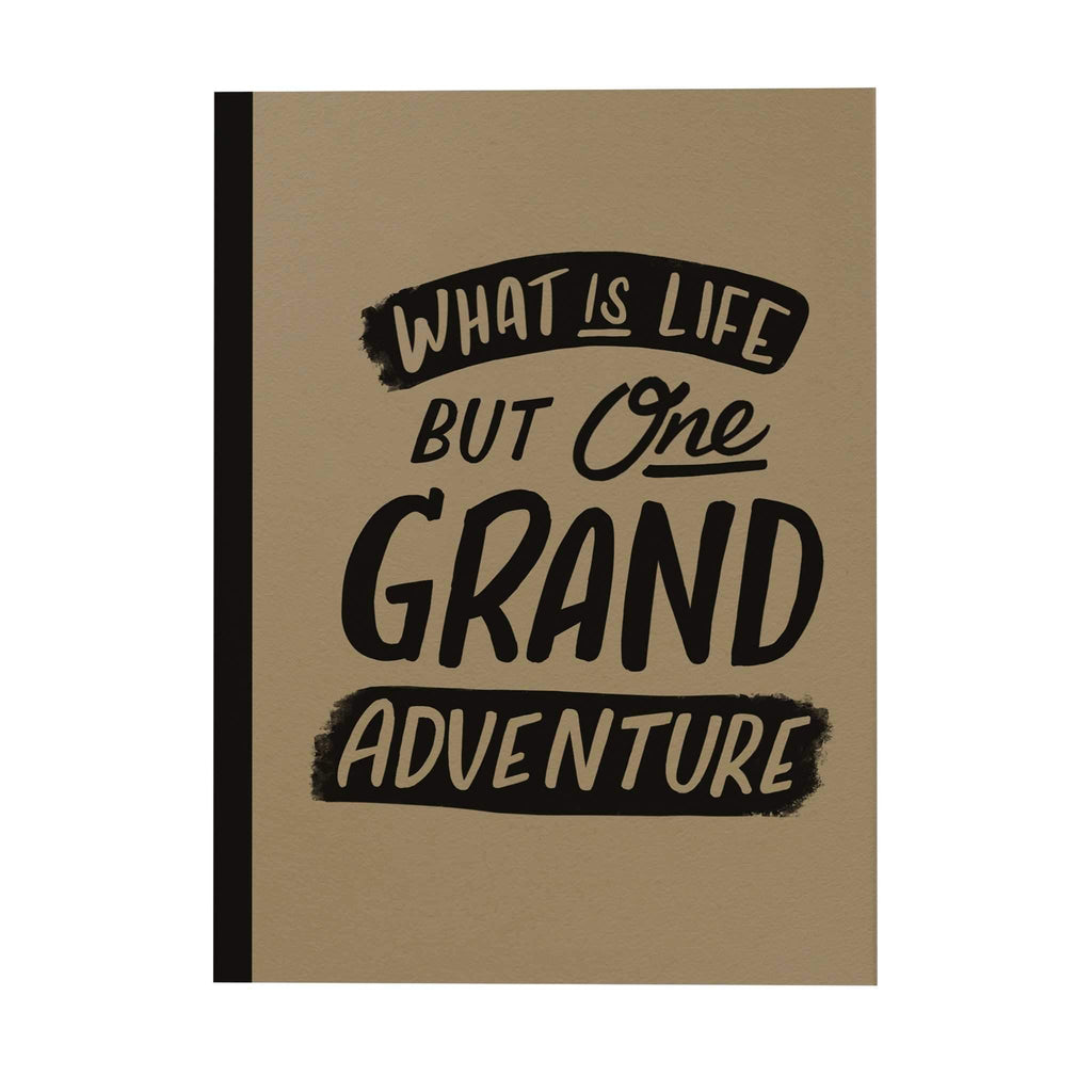Grand Adventure Notebook