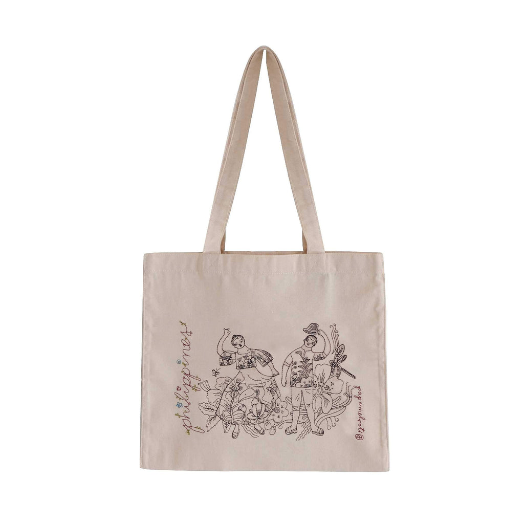Philippine Folk Dance Canvas Bag