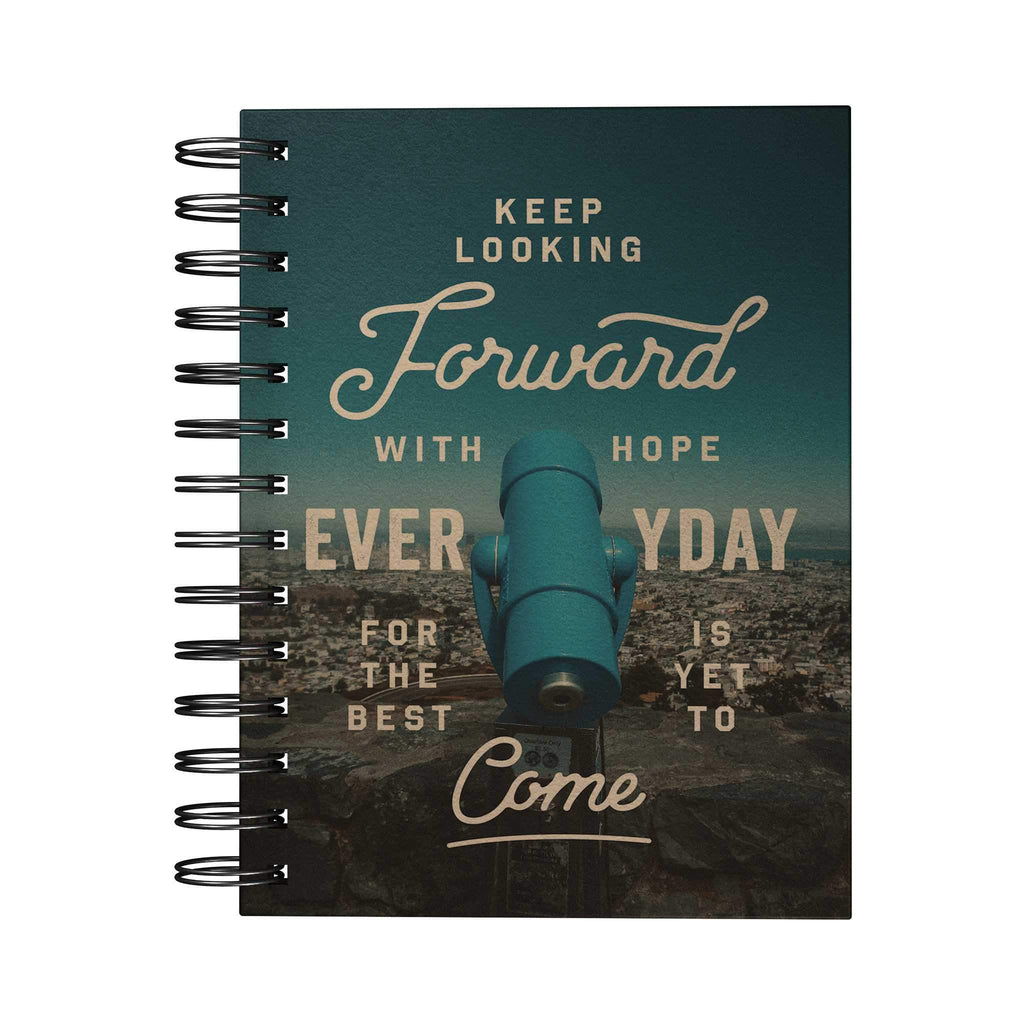 Keep Looking Forward Journal
