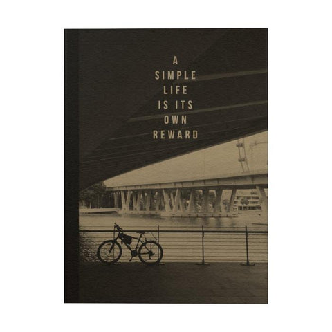 A Simple Life Notebook