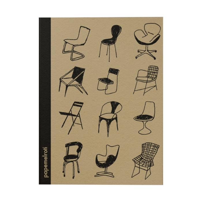 Chairs Notebook