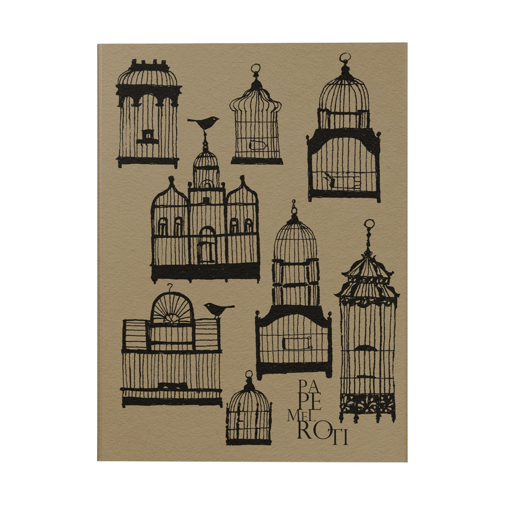 Bird Cages Notebook