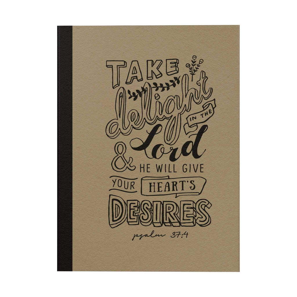 Take Delight Notebook