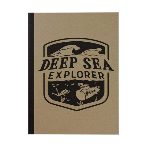 Deep Sea Explorer Notebook
