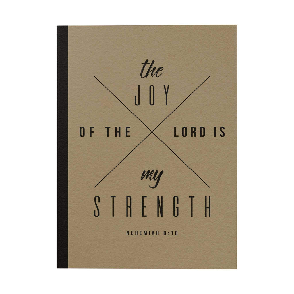 The Joy of the Lord Notebook