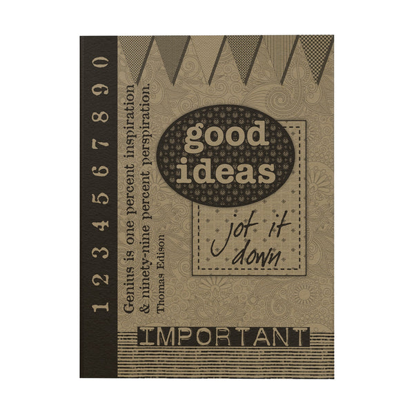 Good Ideas Notebook