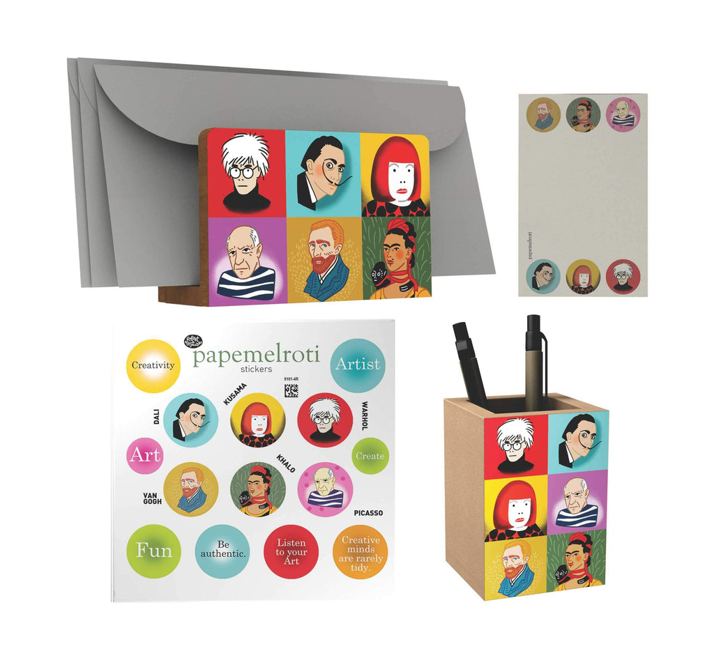 Iconic Artists Premium Gift Set