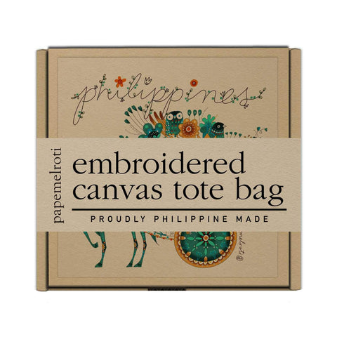 Canvas Bag in a Box