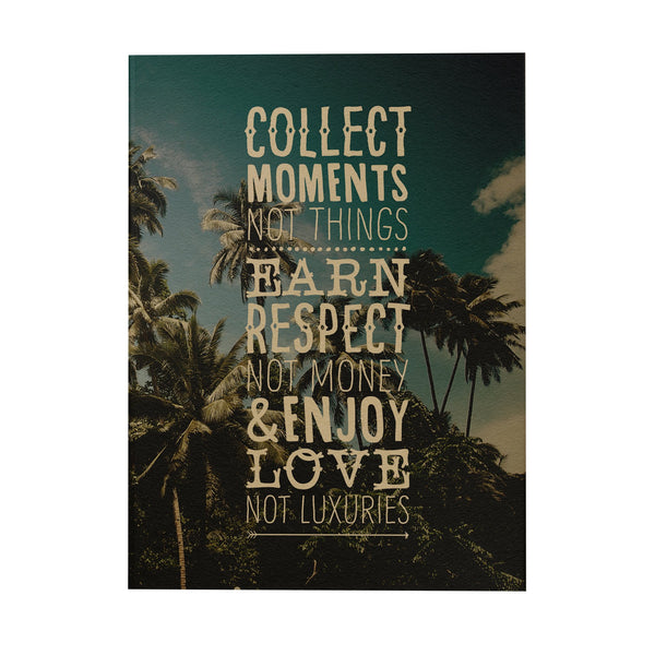 Collect Moments Notebook