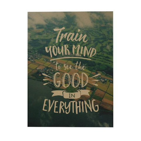 Train Your Mind Notebook: Big