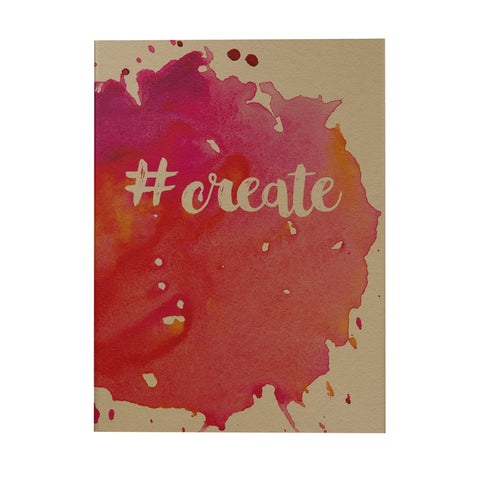 #Create Notebook