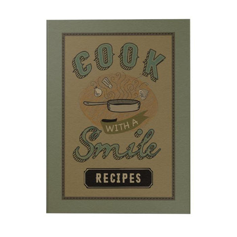 Cook with a Smile Notebook