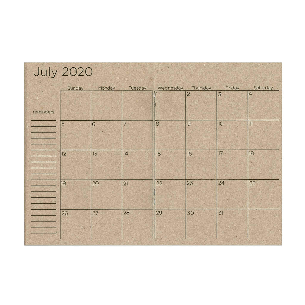 Today Is My Favorite Day Pocket Planner (2020)