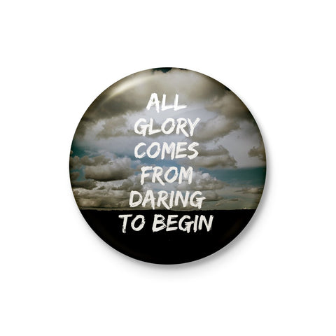 All the Glory Badge