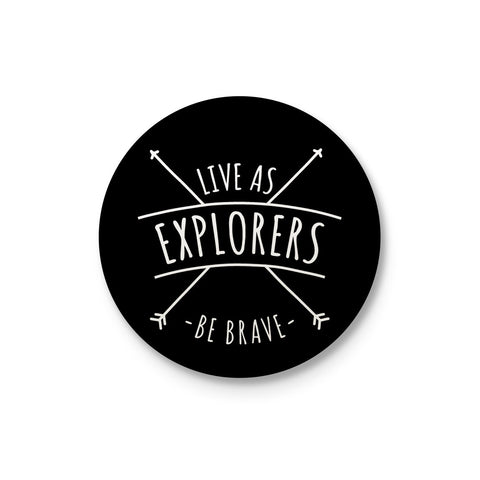 Live as Explorers Badge