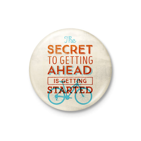 The Secret to Getting Ahead Badge