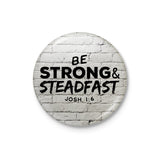 Be Strong and Steadfast Badge
