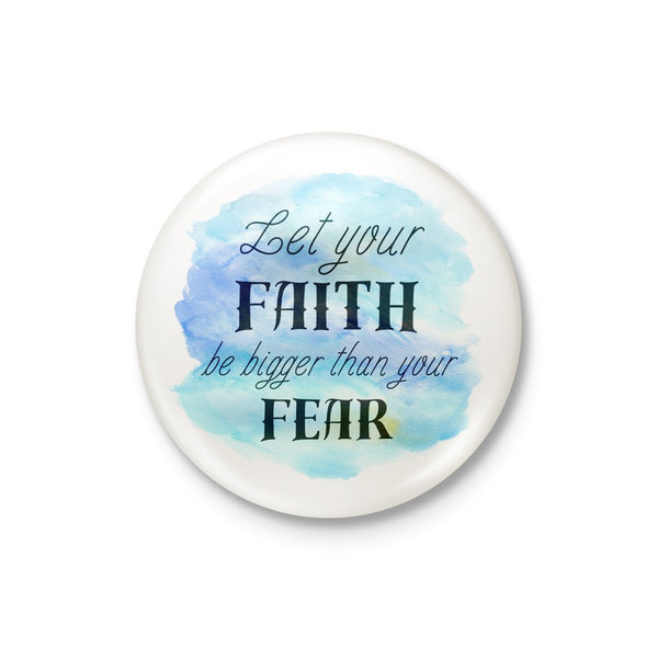 Let Your Faith Badge