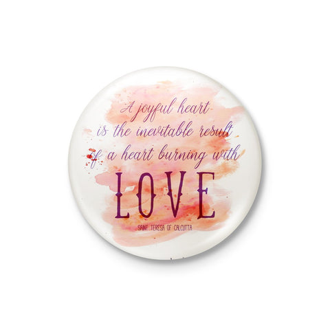 A Joyful Heart Badge