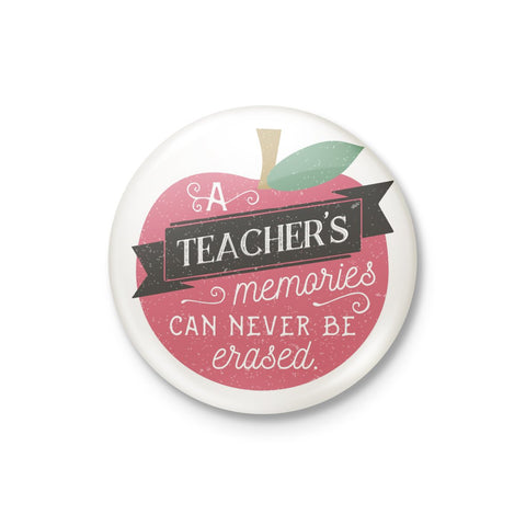 A Teacher's Memories Badge