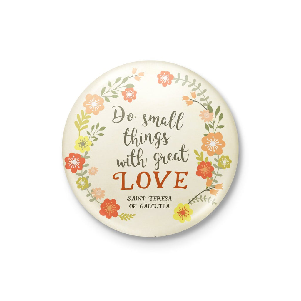 Do Small Things Badge