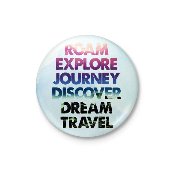 Roam Explore Badge