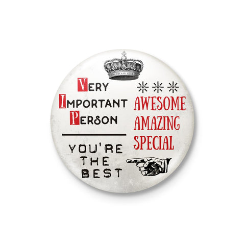Awesome Amazing Special Badge