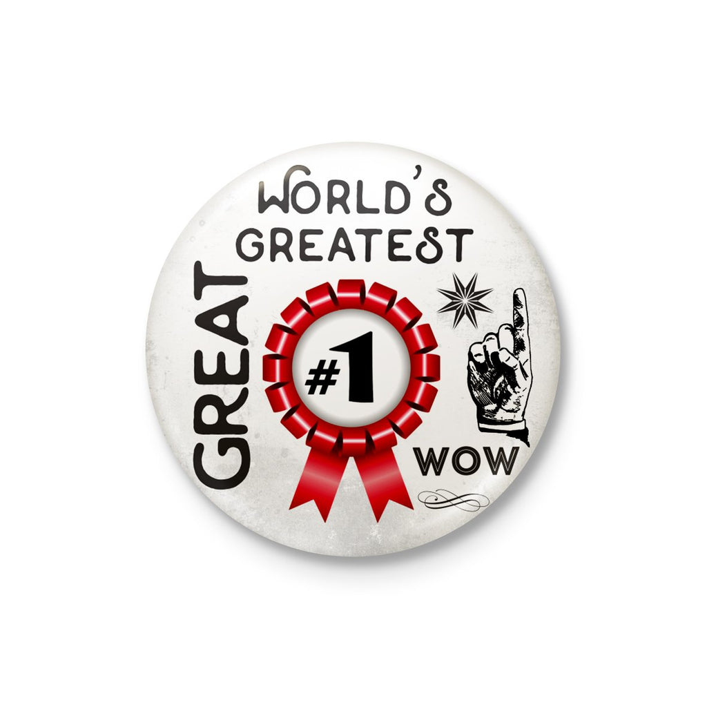 World's Greatest Badge
