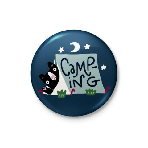 Activities Camping Badge