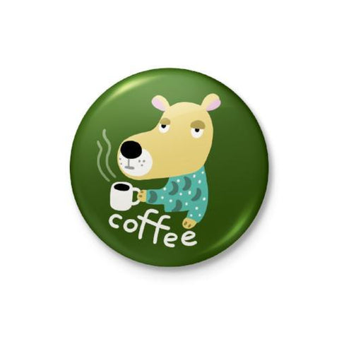 Activities Coffee Badge