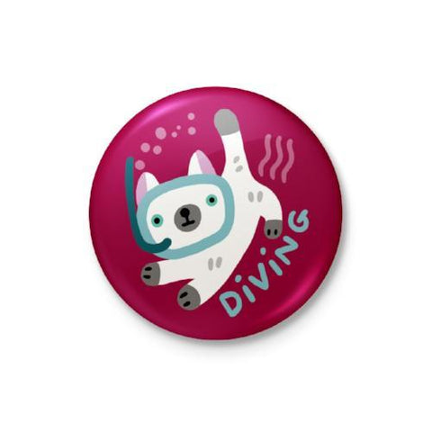 Activities Diving Badge