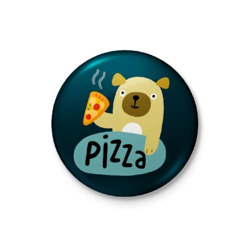 Activities Pizza Badge