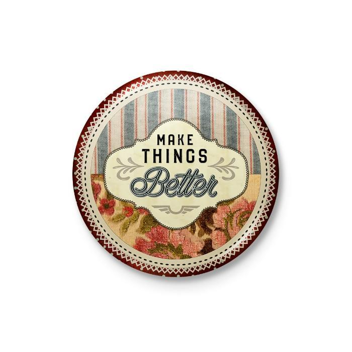 Make Things Better Badge