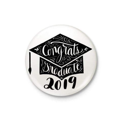 Congrats Graduate 2019 Badge