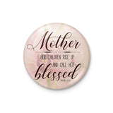 Mother - Her Children Rise Up Badge