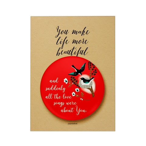 All the Love Songs Badge