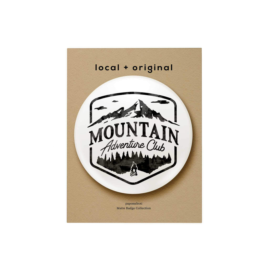 Mountain Adventure Badge