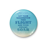 Let Your Imagination Badge