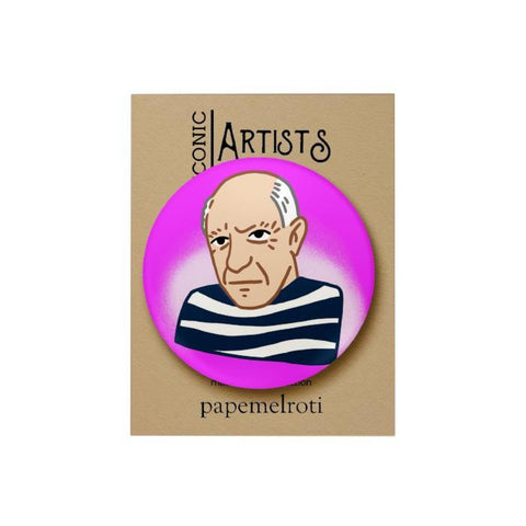 Iconic Artist Badge: Picasso