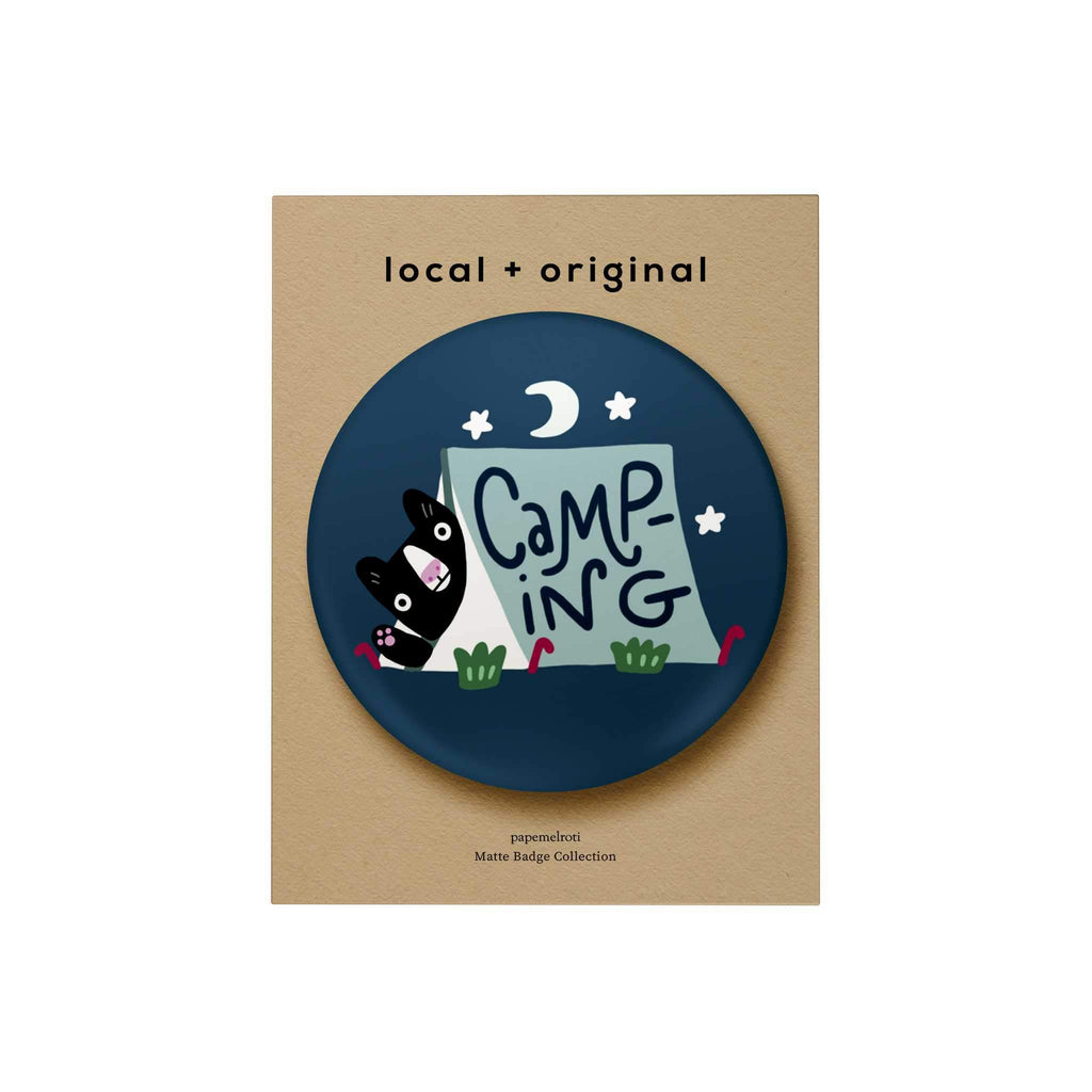 Activities Badge: Camping