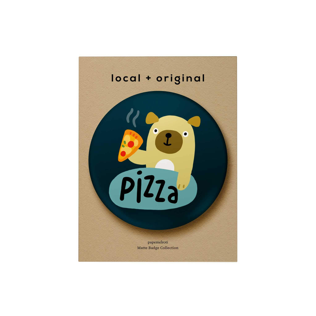 Activities Badge: Pizza
