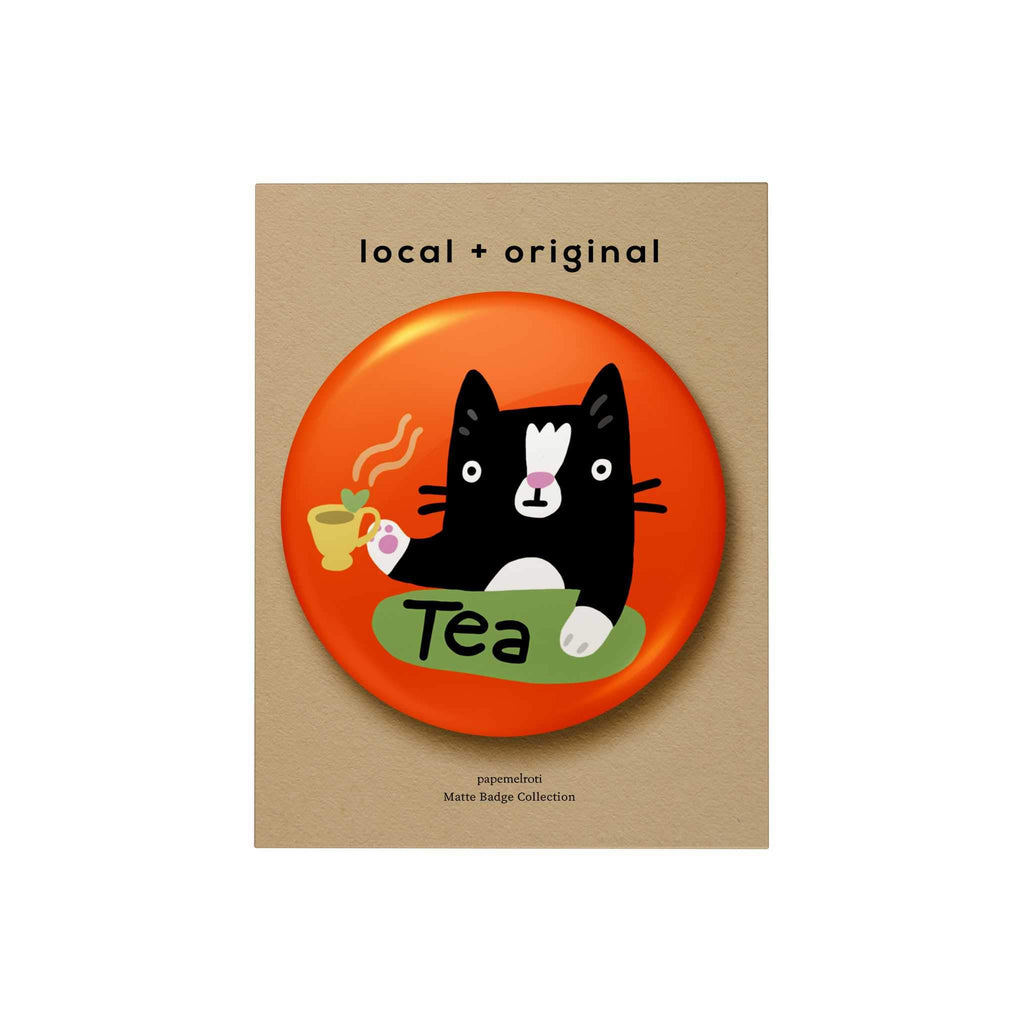 Activities Badge: Tea